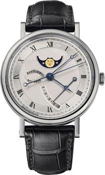 Швейцарские наручные  мужские часы Breguet 7787BB-12-9V6