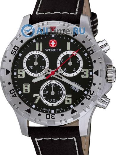 Мужские наручные швейцарские часы в коллекции Off Road Wenger