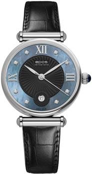 Швейцарские наручные  женские часы Epos 8000.700.20.85.15. Коллекция Quartz