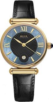 Швейцарские наручные  женские часы Epos 8000.700.22.65.15. Коллекция Quartz