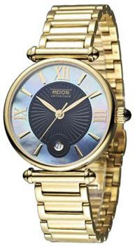 Швейцарские наручные  женские часы Epos 8000.700.22.65.32. Коллекция Quartz