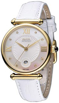 Швейцарские наручные  женские часы Epos 8000.700.22.88.10. Коллекция Quartz