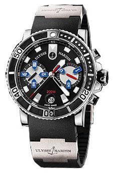 Швейцарские наручные  мужские часы Ulysse Nardin 8003-102-3-92