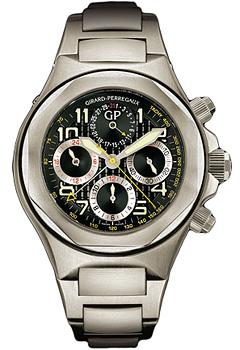 Швейцарские наручные  мужские часы Girard Perregaux 80180-21-611-21A