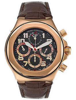 Швейцарские наручные  мужские часы Girard Perregaux 80180-52-212-BBEA