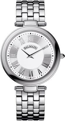 Женские наручные швейцарские часы в коллекции Haute Elegance Balmain