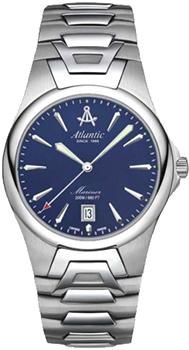 Швейцарские наручные  мужские часы Atlantic 80775.41.51. Коллекция Seamoon