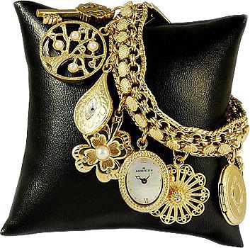 fashion наручные  женские часы Anne Klein 8096CHRM. Коллекция Fashion time