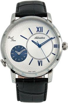 Швейцарские наручные  мужские часы Adriatica 8146.52B3Q. Коллекция Gents