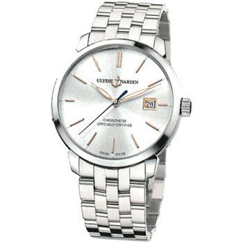Швейцарские наручные  мужские часы Ulysse Nardin 8153-111-7-90