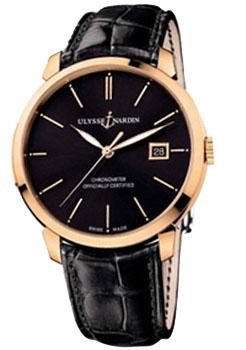 Швейцарские наручные  мужские часы Ulysse Nardin 8156-111-2-92