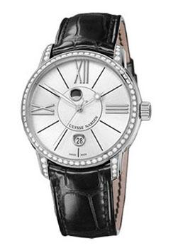 Швейцарские наручные  мужские часы Ulysse Nardin 8293-122B-2-41
