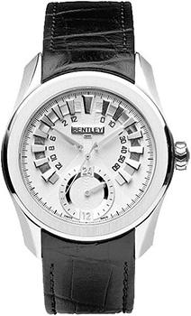 Швейцарские наручные  мужские часы Bentley 84-15660. Коллекция Premier Ocean Retrograde
