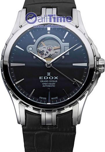 Мужские наручные швейцарские часы в коллекции Grand Ocean Edox