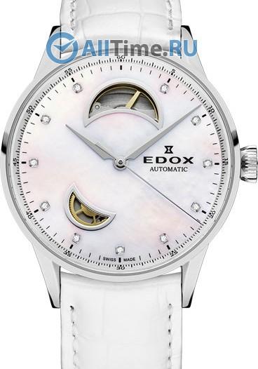 Женские наручные швейцарские часы в коллекции Les Vauberts Edox