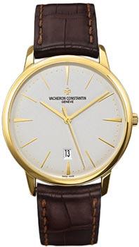 Швейцарские наручные  мужские часы Vacheron Constantin 85180-000J-9231