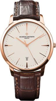 Швейцарские наручные  мужские часы Vacheron Constantin 85180-000R-9248