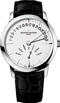 Швейцарские наручные  мужские часы Vacheron Constantin 86020-000G-9508