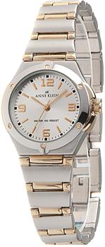 fashion наручные  женские часы Anne Klein 8655SVTT. Коллекция Daily