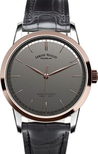 Мужские наручные швейцарские часы в коллекции Limited Edition Armand Nicolet