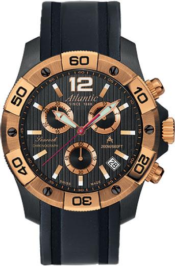 Мужские наручные швейцарские часы в коллекции Searock Atlantic