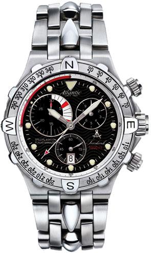 Мужские наручные швейцарские часы в коллекции Seashark Atlantic