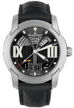 Швейцарские наручные  мужские часы Blancpain 8850-11B34-53B