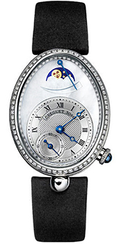 Швейцарские наручные  женские часы Breguet 8908BB-52-864D00D
