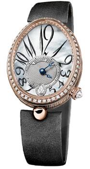 Швейцарские наручные  женские часы Breguet 8918BR-58-864D00D