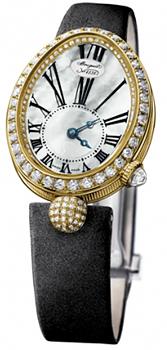 Швейцарские наручные  женские часы Breguet 8928BA-51-844DD0D