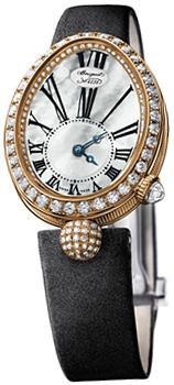 Швейцарские наручные  женские часы Breguet 8928BR-51-844DD0D