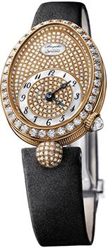 Швейцарские наручные  женские часы Breguet 8928BR-8D-844DD0D