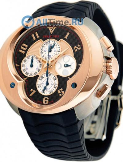 Мужские наручные швейцарские часы в коллекции FVa9 Franc Vila