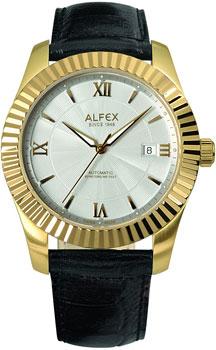 fashion наручные  мужские часы Alfex 9011-838. Коллекция Mechanical