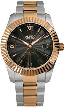 fashion наручные  мужские часы Alfex 9011-840. Коллекция Mechanical