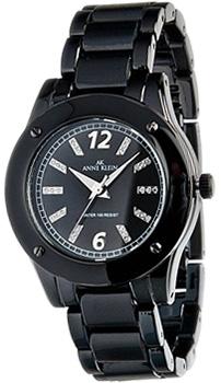 fashion наручные  женские часы Anne Klein 9181BKBK. Коллекция Plastic