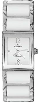 Швейцарские наручные  женские часы Atlantic 92045.51.15. Коллекция Searamic