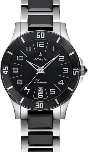 Женские наручные швейцарские часы в коллекции Searamic Atlantic