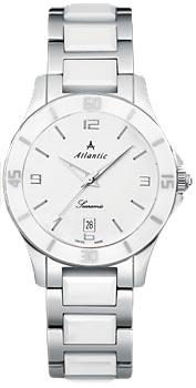 Швейцарские наручные  женские часы Atlantic 92345.51.15. Коллекция Searamic