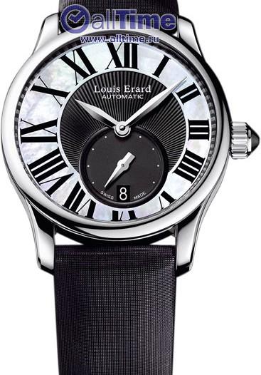 Женские наручные швейцарские часы в коллекции Emotion Louis Erard