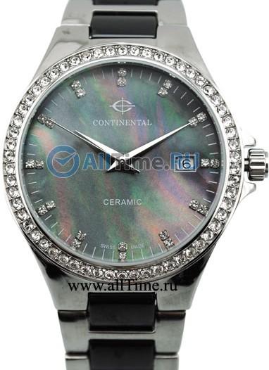 Женские наручные швейцарские часы в коллекции Precious Sentiments Continental
