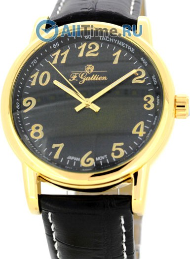 Мужские наручные fashion часы в коллекции Classic F.Gattien