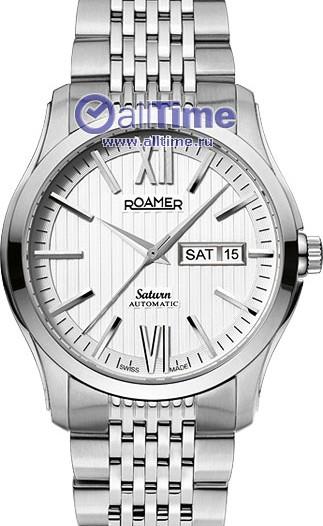 Мужские наручные швейцарские часы в коллекции Saturn Roamer