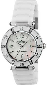 fashion наручные  женские часы Anne Klein 9417WTWT. Коллекция Ceramics
