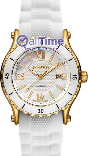 Женские наручные швейцарские часы в коллекции Pure Roamer