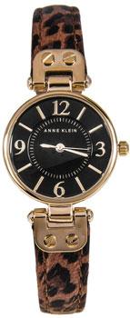 fashion наручные  женские часы Anne Klein 9442BKLE. Коллекция Ring