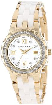 fashion наручные  женские часы Anne Klein 9456WTGB. Коллекция Ceramics