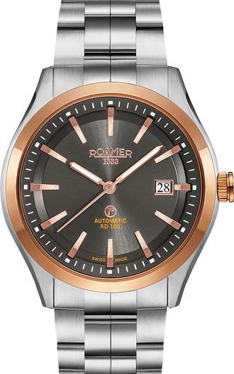 Мужские наручные швейцарские часы в коллекции RD 100 Roamer