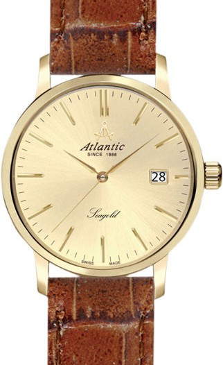 Мужские наручные швейцарские часы в коллекции Seagold Atlantic