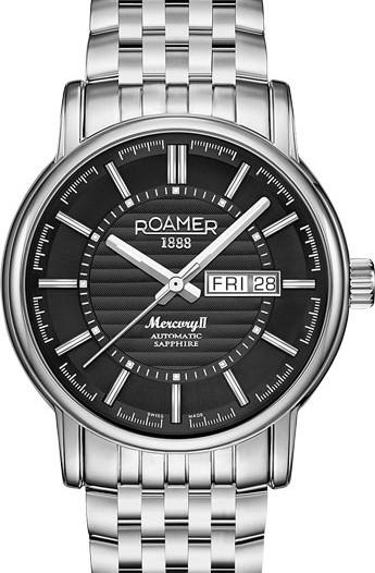 Мужские наручные швейцарские часы в коллекции Mercury Roamer